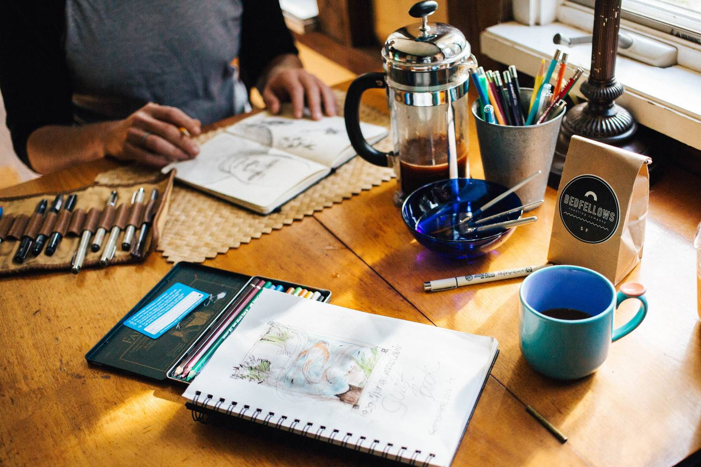 Sketchnoting – co to jest?